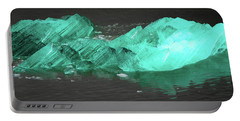 Green Iceberg Portable Battery Charger