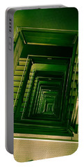 Green Infinity Portable Battery Charger