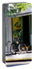 Green Parrot Bar Key West Portable Battery Charger