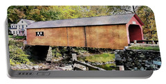 Green River Covered Bridge - Vermont Portable Battery Charger
