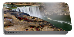 Green River Falls Portable Battery Charger