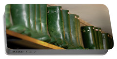 Green Wellies Portable Battery Charger