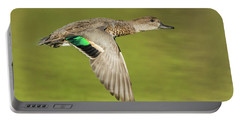 Green-winged Teal 6320-100217-2cr Portable Battery Charger