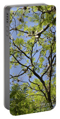 Greenery Center Panel Portable Battery Charger