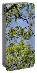 Greenery Right Panel Portable Battery Charger
