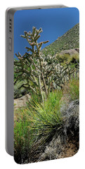 Greening Of The High Desert Portable Battery Charger