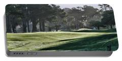 Greens Golf Harding Park San Francisco  Portable Battery Charger