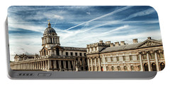 Greenwich University Portable Battery Charger