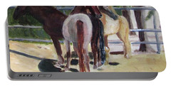Gregory And His Mares Portable Battery Charger