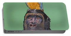 Gregory The Gorilla Portable Battery Charger
