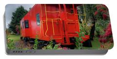 Gretna Railroad Park Portable Battery Charger