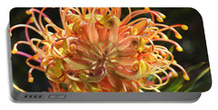 Grevillea Superb Flower Australian Native Portable Battery Charger
