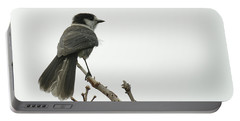 Grey Jay  Portable Battery Charger