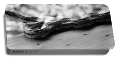 Grey Rat Snake Portable Battery Charger
