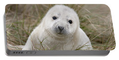 Grey Seal Pup Portable Battery Charger