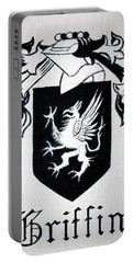 Griffin Family Crest Portable Battery Charger