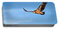 Griffon Vulture Portable Battery Charger by Meir Ezrachi
