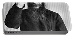 Grigori Rasputin, Russian Mystic Portable Battery Charger