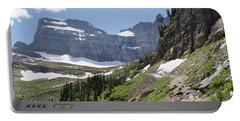 Grinnell Glacier Trail - Glacier National Park Portable Battery Charger