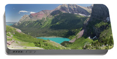 Grinnell Lake - Glacier National Park Portable Battery Charger