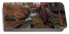 Grist Mill II Portable Battery Charger