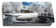 Grist Mill In Halespectrum Portable Battery Charger