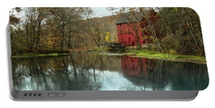 Grist Mill Wreflections Portable Battery Charger