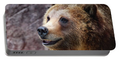 Grizzly Smile Portable Battery Charger