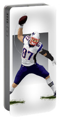 Gronk Portable Battery Charger by Scott Weigner