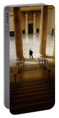 Groove Of The Urban Gadabout - Chicago Union Station Portable Battery Charger