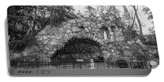 Grotto Of Our Lady Of Lourdes 3 Portable Battery Charger