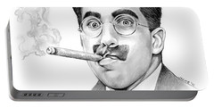 Groucho Portable Battery Charger