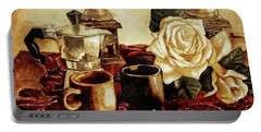 Grounded Roses 1 Portable Battery Charger