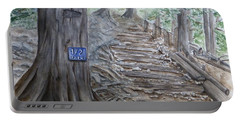 Grouse Grind Trail Half Way Point Portable Battery Charger