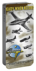 Grumman Ready When Needed Portable Battery Charger