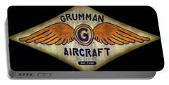 Grumman Wings Diamond Portable Battery Charger