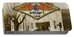 Grumman Wings Portable Battery Charger