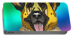 Gsd In Digi Yellow Portable Battery Charger