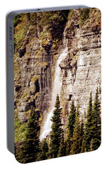 Portable Battery Charger featuring the photograph Gtts Waterfall by Marty Koch