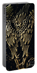 Guardian Angel Charms Portable Battery Charger