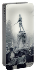 Portable Battery Charger featuring the photograph Guardian by Kendall McKernon