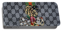 Gucci With Jewelry Portable Battery Charger