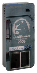 Guerilla Cafe - Chic Hair And Nails Portable Battery Charger