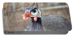 Guinea Fowl Portable Battery Charger