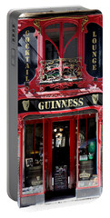 Portable Battery Charger featuring the photograph Guinness Beer 5 by Andrew Fare