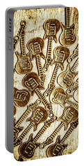 Guitar Echo Chamber Portable Battery Charger
