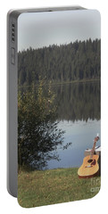Guitar Lake Portable Battery Charger
