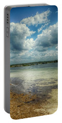 Gulf Beach Beauty Portable Battery Charger