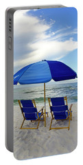 Gulf Coast Beach Oasis Portable Battery Charger