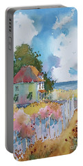 Gulf Coast Cottage Portable Battery Charger